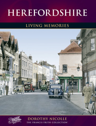 Cover image of Herefordshire Living Memories