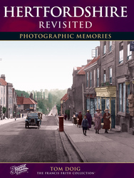 Cover image of Hertfordshire Revisited Photographic Memories