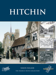 Cover image of Hitchin Town and City Memories