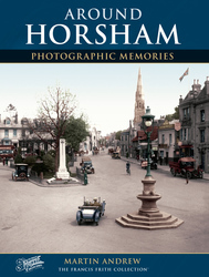 Cover image of Horsham Photographic Memories
