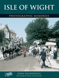 Cover image of Isle of Wight Photographic Memories
