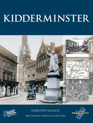 Cover image of Kidderminster Town and City Memories