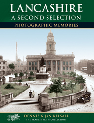 Cover image of Lancashire - A Second Selection Photographic Memories