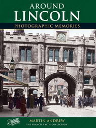 Cover image of Lincoln Photographic Memories