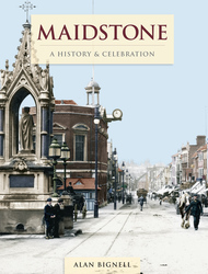 Cover image of Maidstone - A History & Celebration