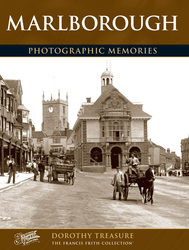 Cover image of Marlborough Photographic Memories