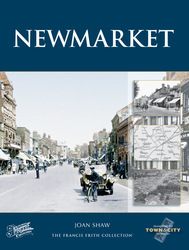 Cover image of Newmarket Town and City Memories