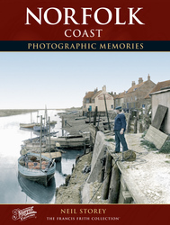 Cover image of Norfolk Coast Photographic Memories