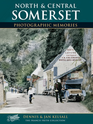 Cover image of North and Central Somerset Photographic Memories