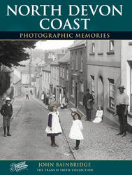 Cover image of North Devon Coast Photographic Memories