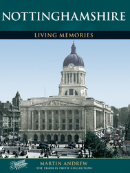 Cover image of Nottinghamshire Living Memories