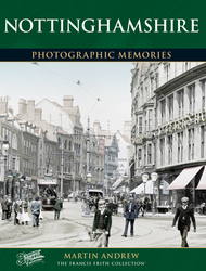 Cover image of Nottinghamshire Photographic Memories