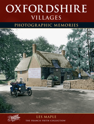 Cover image of Oxfordshire Villages Photographic Memories