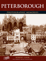 Cover image of Peterborough Photographic Memories