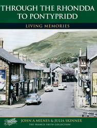 Cover image of Rhondda to Pontypridd Living Memories