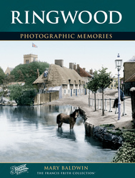 Cover image of Ringwood Photographic Memories