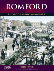Cover image of Romford Photographic Memories