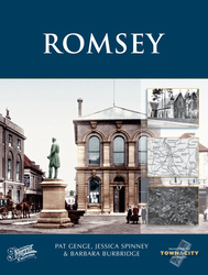Cover image of Romsey Town and City Memories