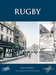 Cover image of Rugby Town and City Memories