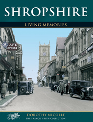 Cover image of Shropshire Living Memories
