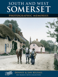 Cover image of South and West Somerset Photographic Memories
