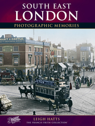 Cover image of South East London Photographic Memories