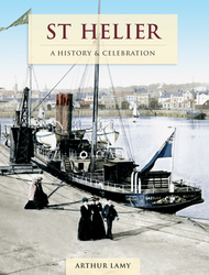 Cover image of St Helier - A History and Celebration