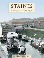 Cover image of Staines - A History and Celebration