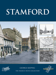 Cover image of Stamford Town and City Memories