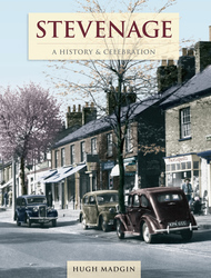 Cover image of Stevenage - A History and Celebration
