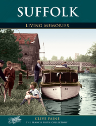 Cover image of Suffolk Living Memories