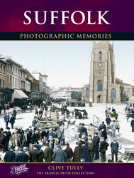 Cover image of Suffolk Photographic Memories