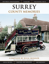 Cover image of Surrey County Memories