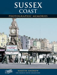 Cover image of Sussex Coast Photographic Memories