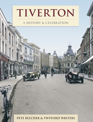 Cover image of Tiverton - A History and Celebration
