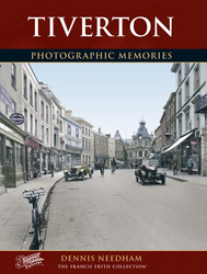 Cover image of Tiverton Photographic Memories