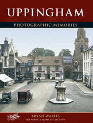 Cover image of Uppingham Photographic Memories