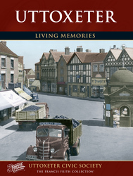Cover image of Uttoxeter Living Memories