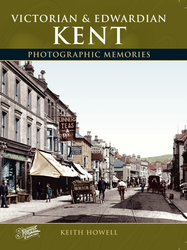 Cover image of Victorian and Edwardian Kent Photographic Memories