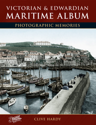 Cover image of Victorian and Edwardian Maritime Album