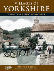 Cover image of Villages of Yorkshire Photographic Memories
