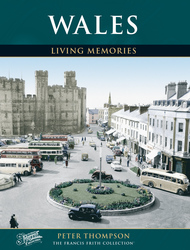Book of Wales Living Memories