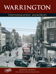 Cover image of Warrington Photographic Memories