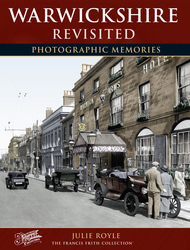 Cover image of Warwickshire Revisited Photographic Memories