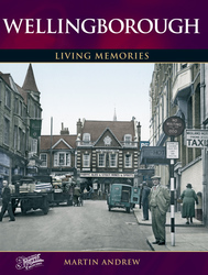 Cover image of Wellingborough Living Memories