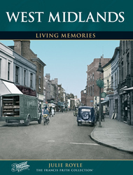 Cover image of West Midlands Living Memories