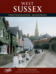 Cover image of West Sussex Photographic Memories