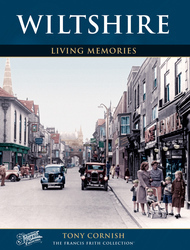 Cover image of Wiltshire Living Memories