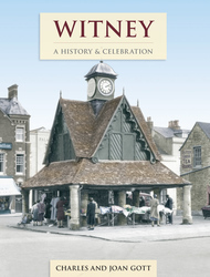 Cover image of Witney - A History and Celebration