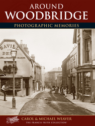 Cover image of Woodbridge Photographic Memories